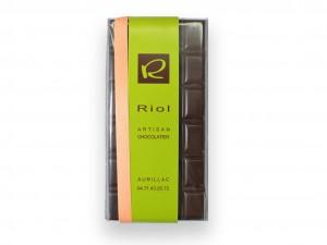 Tablette Chocolat noire OTUCAN 69% - confiserieriol.com