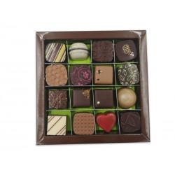 Coffret 170g de chocolats - confiserieriol.com