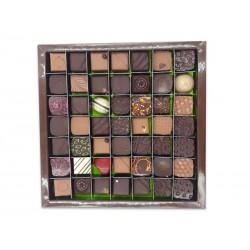 Coffret 470g de chocolats - confiserieriol.com