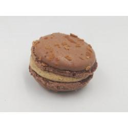 Macaron Royal chocolat