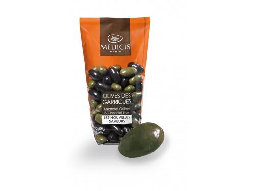 Dragées Olives de Garrigue Médicis